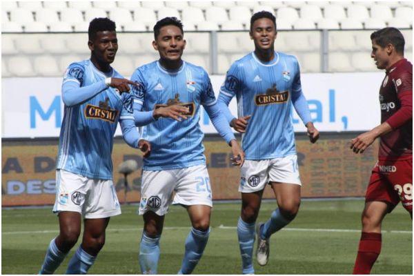 ¡Volvió al triunfo! Sporting Cristal Cristal venció 1-0 a Universitario de Deportes por la Liga 1