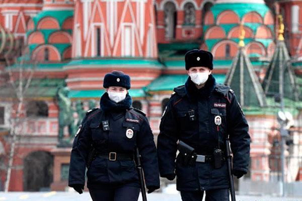 Rusia supera los 1,5 millones de casos de coronavirus