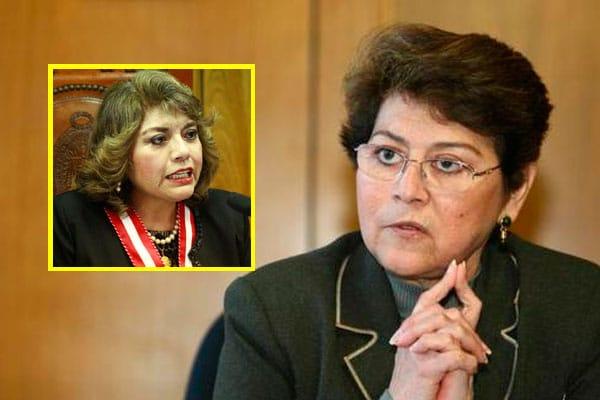 Gladys Echaíz: JNJ debería revisar cómo fue ascenso de Zoraida Ávalos