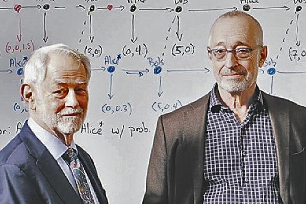 Nobel de Economía para teoría de las subastas