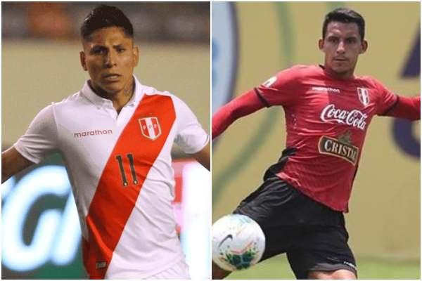 Raúl Ruidíaz y Alex Valera son los futbolistas de la selección peruana contagiados de la COVID-19