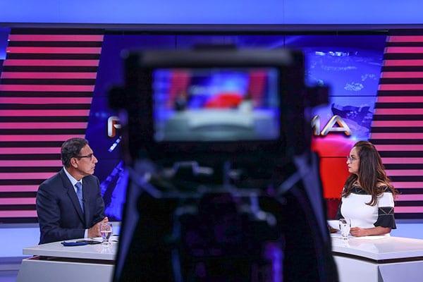 Martín Vizcarra se burló de medio de comunicación ante una pregunta sobre la pandemia del Covid-19