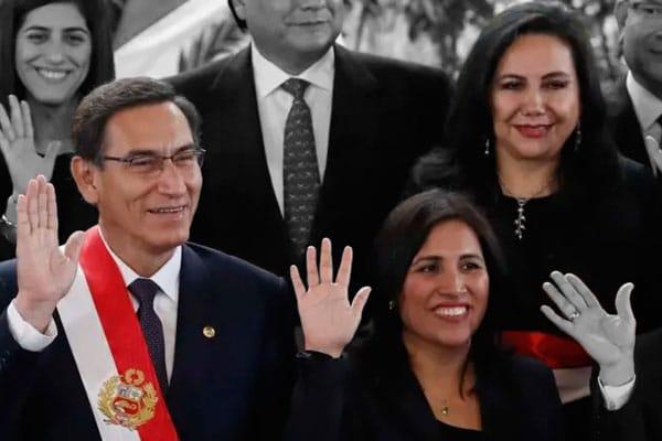 Exministras de Vizcarra Gloria Montenegro y Flor Pablo se afiliaron al Partido Morado