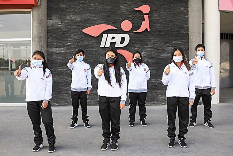 Presidente del IPD anunció presupuesto para las deportistas con miras a los Juegos Olímpicos de Tokio