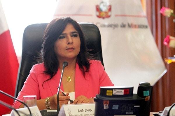 """Ana Jara a Francisco Sagasti: """"Hubiese sido más audaz que anunciara la desactivación del Grupo Terna"""""""
