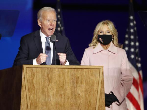 Joe Biden gana en Wisconsin y aumenta su ventaja sobre Donald Trump, según proyecciones