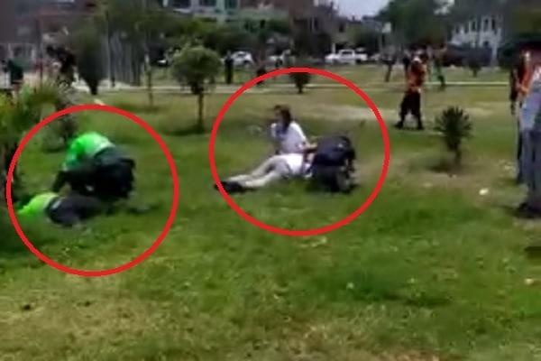 Callao: intervención policial termina con un muerto y dos PNP heridos [VIDEO]
