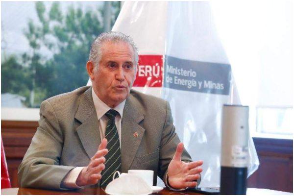 Ministro Herrera Descalzi: Daremos continuidad a las inversiones minero-energéticas
