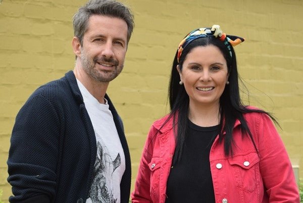 Marco Zunino y Miss Laurita presentan obra musical virtual