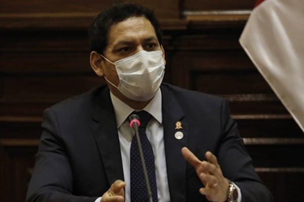 Luis Valdez sobre pedido de Martín Vizcarra: Es inapropiado adelantar el debate de vacancia presidencial