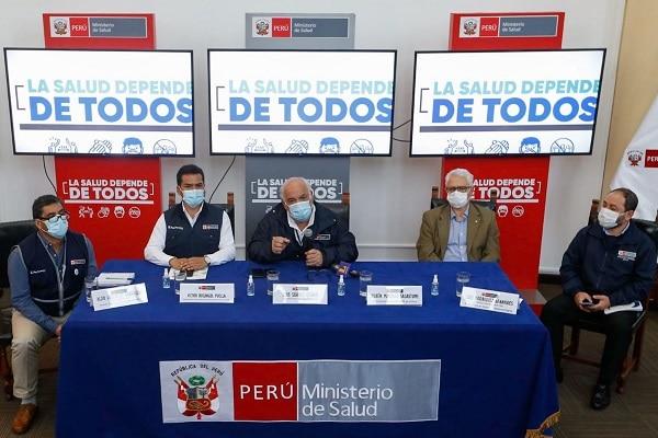 Minsa declara alerta epidemiológica nacional por difteria