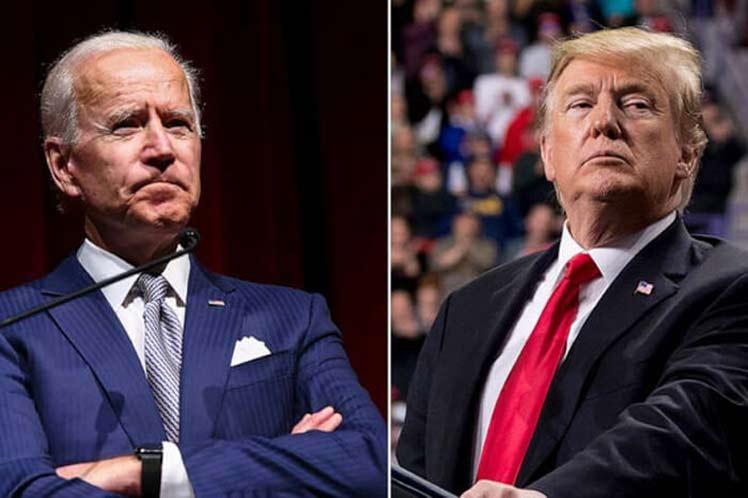 Donald Trump o Joe Biden: ¿quién lidera las encuestas?