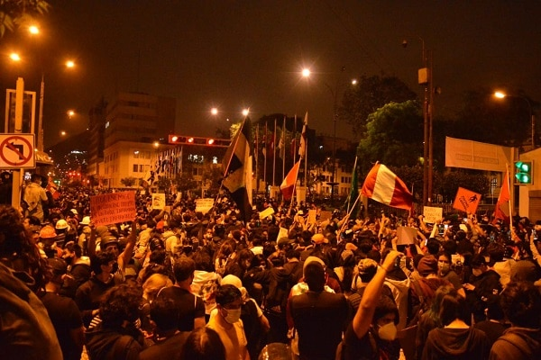 ONU inició visita al Perú para evaluar impacto de la crisis política