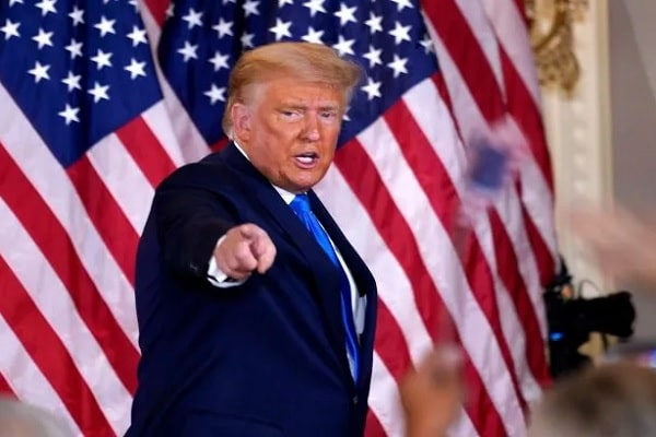 Donald Trump dice haber ganado las elecciones en EE.UU. y aseguró que recurrirá al Tribunal Supremo
