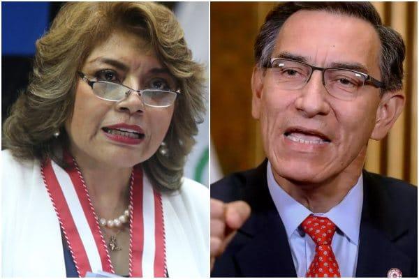 Fiscal de la Nación abre investigación a Martín Vizcarra por recibir vacuna de Sinopharm