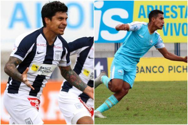 ¡Le quitaron el triunfo! Alianza Lima empató 2-2 ante Deportivo Llacuabamba por la Liga 1