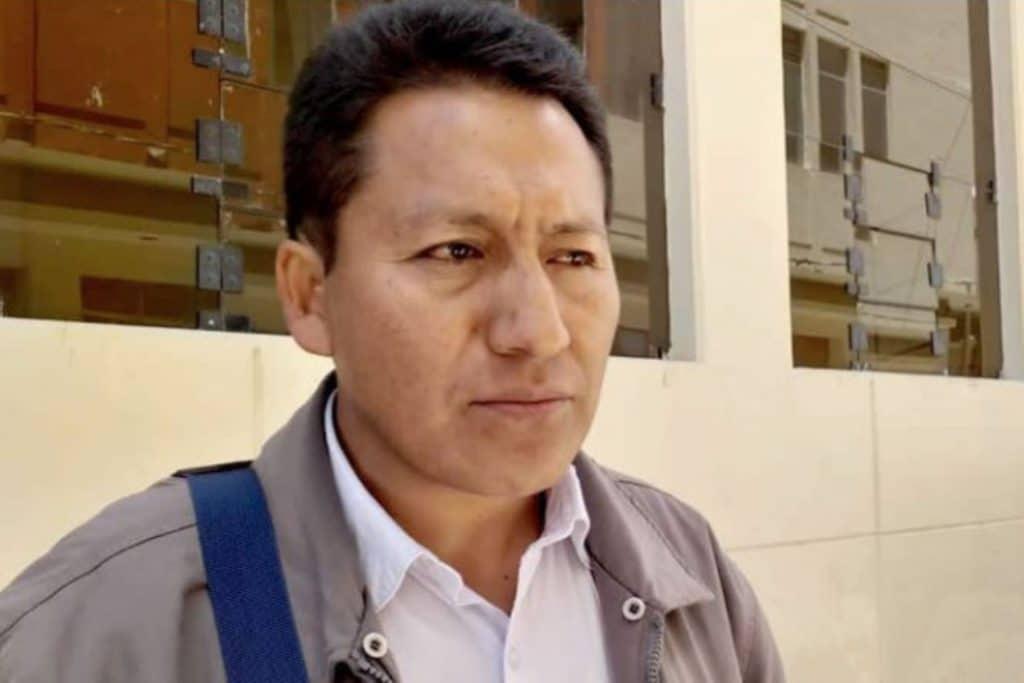 Congresista Orlando Arapa, de Acción Popular: No daré mi voto de confianza al gabinete de Flores-Aráoz
