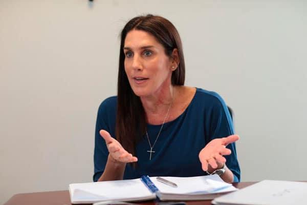 Lizárraga advierte posible competencia desleal en las internas del Partido Morado