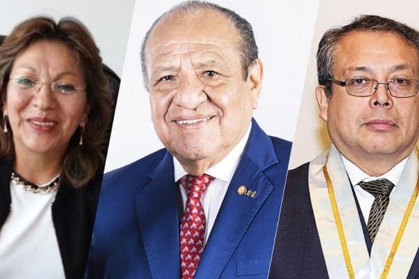 Partido Político Contigo presenta su fórmula presidencial liderada por Máximo San Román