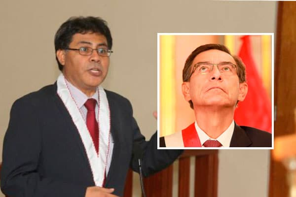 Martín Vizcarra: fiscal Juárez Atoche advierte riesgo de asilo en Bolivia