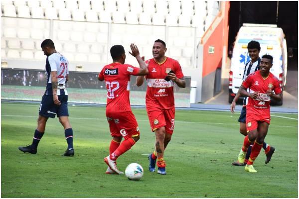 Sport Huancayo sobre el reclamo de Alianza Lima: «Está acostumbrado a ganar en reclamos de mesa»