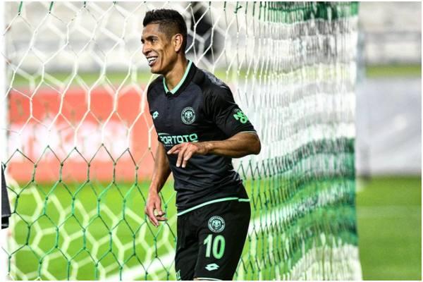 Paolo Hurtado marcó un hat-trick en la victoria de Konyaspor por la Copa de Turquía
