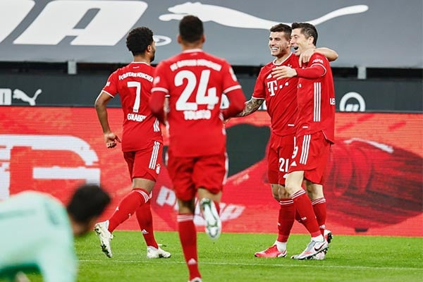 Bayern Munich es dueño del clásico alemán tras vencer al Borussia Dortmund (3-2)