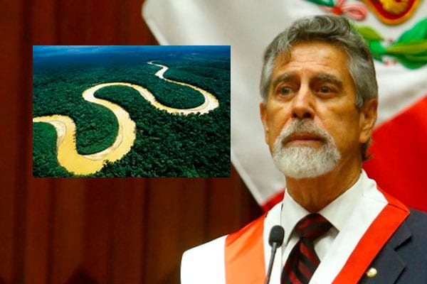 Piden a Sagasti no olvidar necesidades de la Amazonía