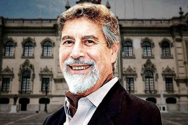 Francisco Sagasti jurará mañana martes como presidente de la República