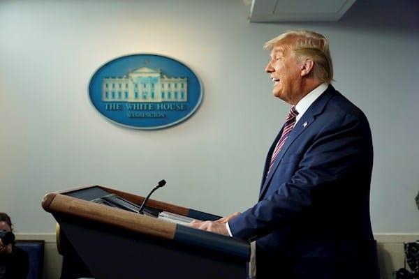 Donald Trump indica que ha dado luz verde a la transferencia de poder a Joe Biden