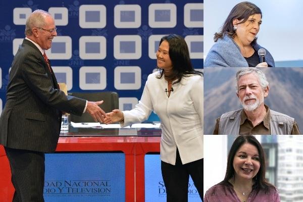 Aráoz confirma nombres de periodistas que asesoraron a PPK en elecciones del 2016