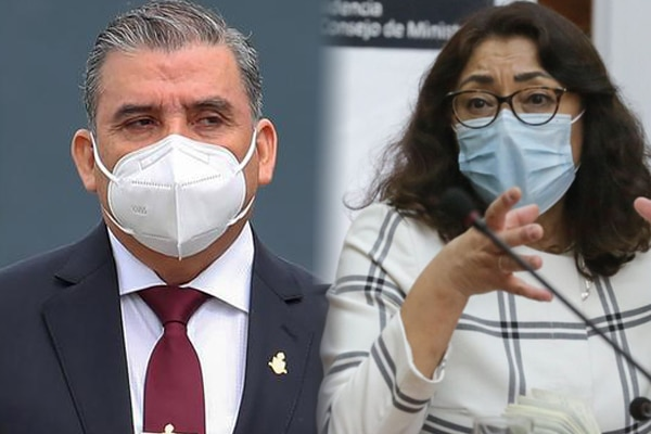 """Cluber Aliaga: """"Primera ministra miente de manera descarada"""""""