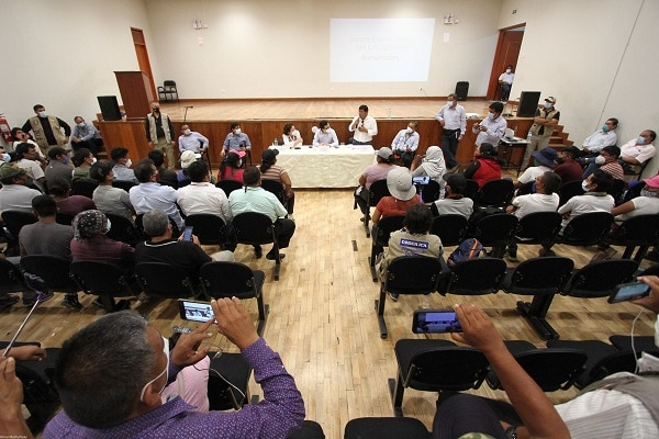 Ica: comisión del Ejecutivo reinician diálogo con los trabajadores de agroexportadoras
