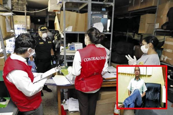 Contraloría: Derroche de S/ 600 mil en Dirincri