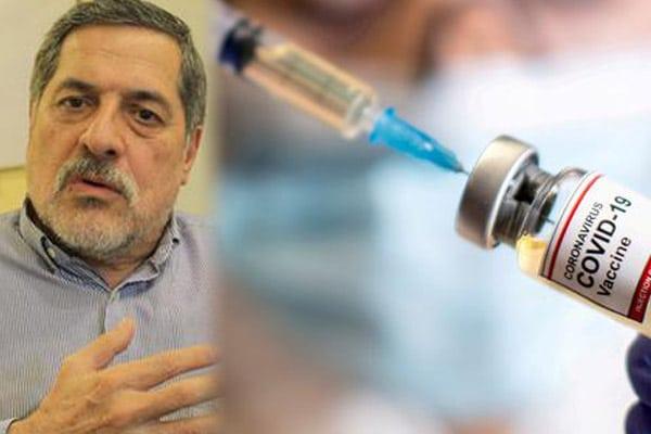 Ernesto Bustamante sobre la vacuna COVID-19: Nos hemos dejado llevar por las declaraciones no ciertas de los políticos
