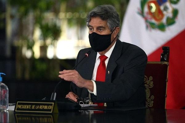 Francisco Sagasti sobre Martín Vizcarra: «Nos decepcionó absolutamente a todos»