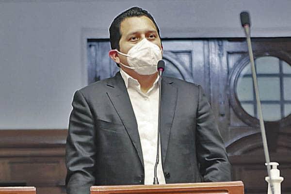 """José Luna: """"El CPP defiende intereses personales"""""""