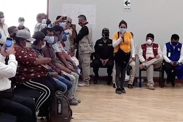 Paro agrario en Ica: nueva mesa de diálogo se suspende y continúa bloqueo de Panamericana Sur