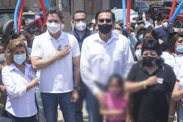Admiten inscripción de lista de candidatos al Congreso por Lima de Somos Perú, encabezada por Martín Vizcarra
