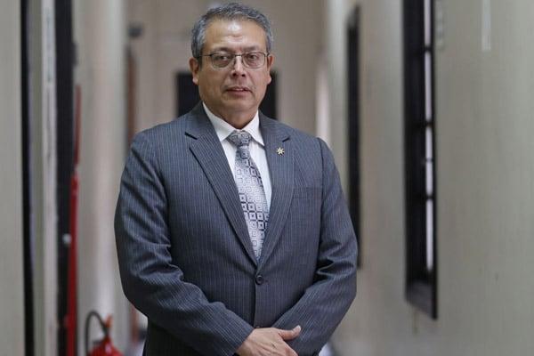 Pedro Angulo será candidato presidencial del partido Contigo, informó Gilbert Violeta