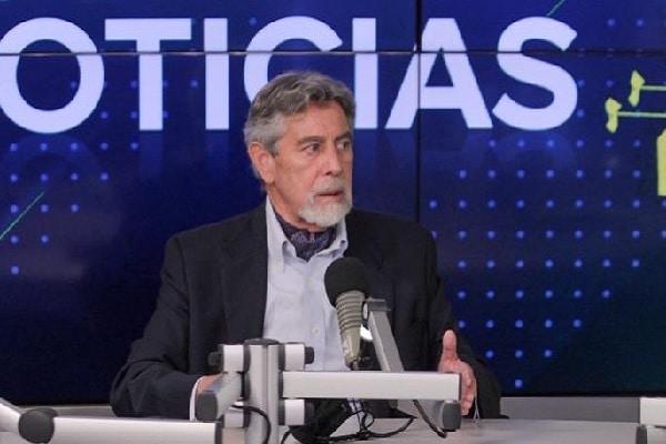 """Francisco Sagasti sobre retiro de generales de la PNP: """"Ya se han tomado decisiones, No hay vuelta atrás"""""""