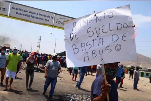 Defensoría del Pueblo de La Libertad: «Hay un compromiso, pero no podríamos decir que es un acuerdo»