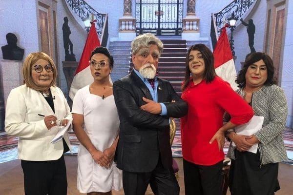 'El wasap de JB' se muda a ATV por censura a su sketch de Sagasti, según Rodrigo González