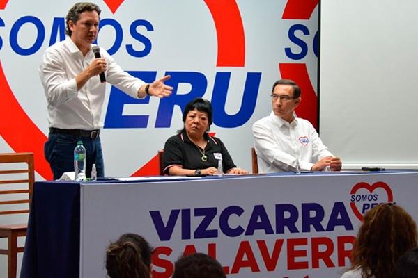 Martín Vizcarra anuncia que apelará ante el JNE por exclusión de su candidatura congresal