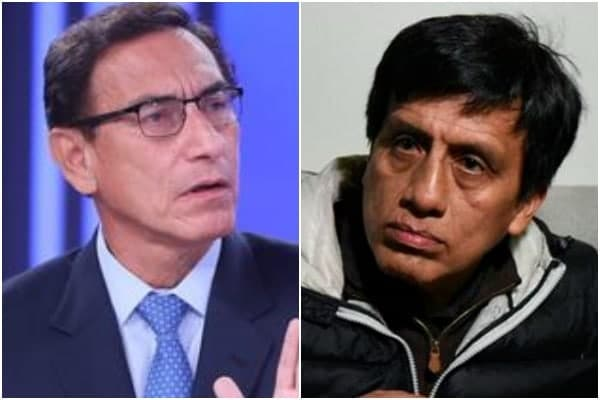 Martín Vizcarra reconoció haberse reunido con Antonio Camayo