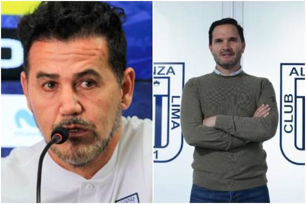 ¡OFICIAL! Daniel Ahmed y Victor Hugo Marulanda no siguen en Alianza Lima