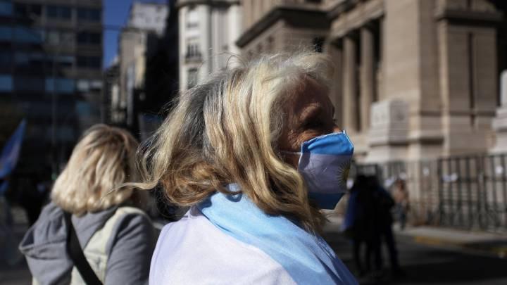 Argentina: Detectan el primer caso de la cepa de covid-19 del Reino Unido