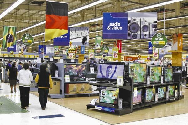 Mercado de artefactos facturaría S/ 5,200 mllns