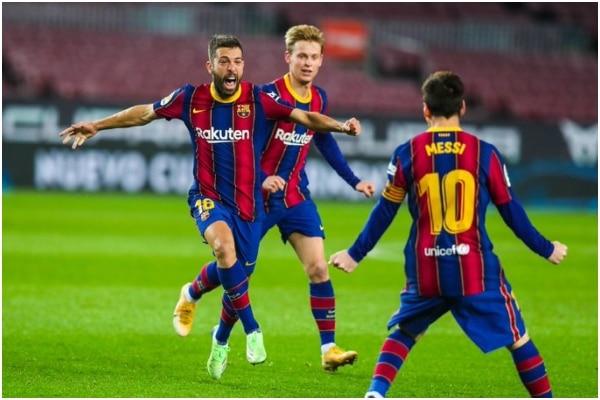 FC Barcelona venció 2-1 a la Real Sociedad por la Liga de España