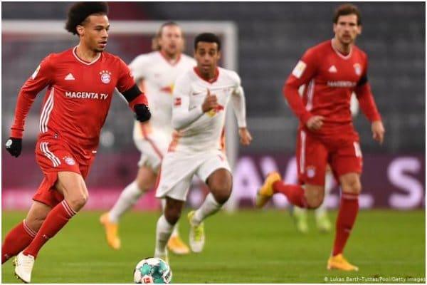 Bayern Munich rescató un empate ante RB Leipzig (3-3) por la Bundesliga